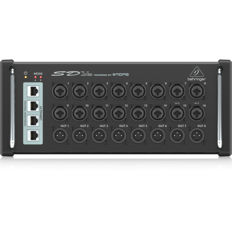DI-BOX aktywny 4-kanałowy Behringer ULTRA-DI PRO DI4000