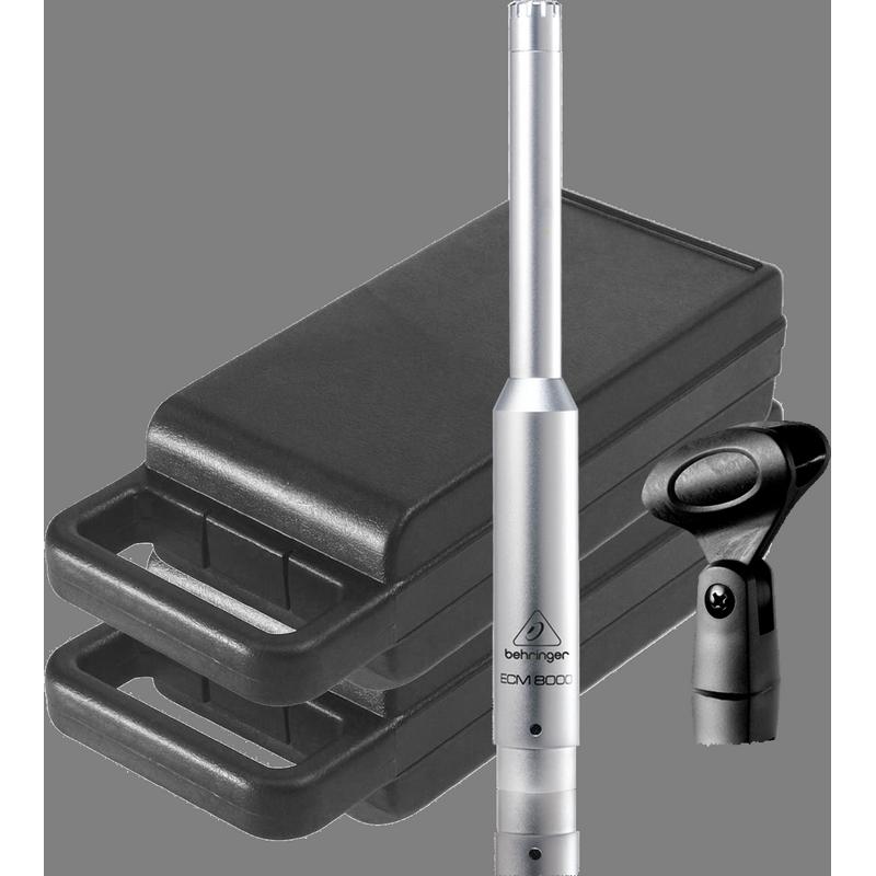 Profesjonalny lampowy mikrofon pojemnościowy Behringer, T-1