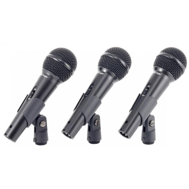10-kanałowy mikser audio z zasilaniem bateryjnym Behringer  XENYX 1002B