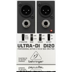 ULTRA-DI DI20 - 2-kanałowy...